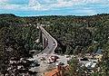 Norge- Svinesund. Brua mellom Norge og Sverige. 65 m. fri høyde. 420 m. lang (5157725534).jpg