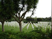 North African American Cemetery and Memorial 2006 Carthage.jpg