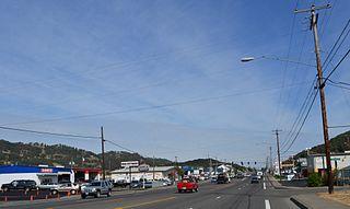 Roseburg North, Oregon CDP in Oregon, United States