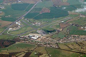 North Weald - Image: North Weald (EGSX) AN1699126