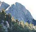 North face of Tahquitz Rock, from old devils slide trail.jpg
