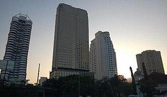 Northam Road, George Town - Image: Northam Road, George Town, Penang