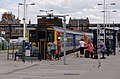 Nottingham railway station MMB 72 156408 153XXX.jpg