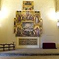 Ntra. Sra. de los Ángeles y de la Eucaristía (retablo). Catedral de Segorbe.jpg