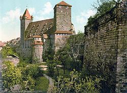 Nuernberg Kaiserstallung 1900.jpg