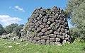 Nuraghe Santa Babara - Torre secondaria 1.JPG