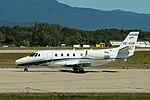 OE-GUN Cessna 560XL Citation Excel C56X - HTL (29218660695).jpg