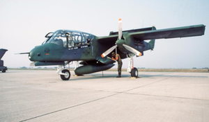 27th Tactical Air Support Squadron - 27th Tactical Air Support Squadron OV-10 Bronco