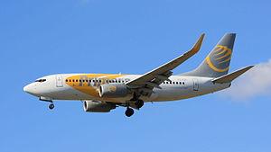 Primera Air - Primera Air Boeing 737-700.