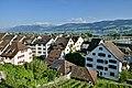 Obersee - Hintergasse - Haus zum Schlossberg - Schlossberg - Lindenhof Rapperswil 2015-05-27 18-47-27.JPG