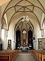 Oborniki Śląskie Kościół Najświętszego Serca Pana Jezusa 2011-08-02 07.jpg