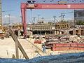 Obras Puente T.M. Verano Agosto 2007.jpg