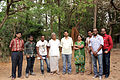 Odia Wikipedians at Srujanika.jpg