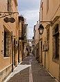 Odos S.Xanthoudidou Rethymno Crete Greece.jpg