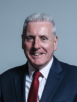 Vernon Coaker - Image: Official portrait of Vernon Coaker crop 2