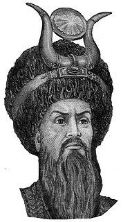 Oghuz Khagan Legendary khan of the Turkic people, eponymous ancestor of Oghuz Turks