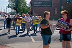 Ohio Union Activists Demonstrate at John McCain Event in Lima, Aug. 7 (2755197886).jpg