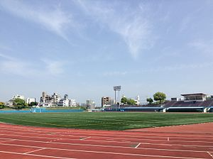 Oji Sports Center Stadium1405-04.JPG