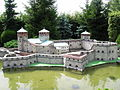 Olavinna model hrad.JPG