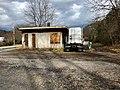 Old HJ Davis Phillips 66 Service Station, Whittier, NC (32766851208).jpg