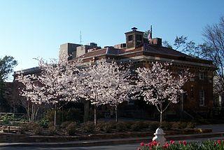 Fayetteville Historic Square