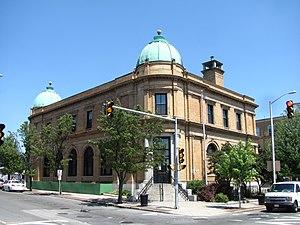 Old Post Office Building (Lynn, Massachusetts) - Image: Old Post Office Building, Lynn MA