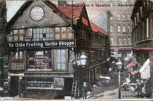 Shambles Square Manchester Wikipedia