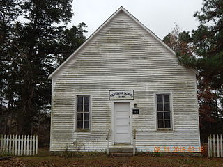 Old Union School (Birdell, Arkansas)
