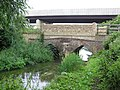 Old and new bridges at Arlesey Station - 28th June 2009 - panoramio.jpg