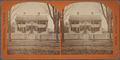 """Old house opposite the Common, 1775. (""""Press Headquarters.""""), by Lewis, T. (Thomas R.), d. 1901.png"""
