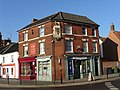 Old shop buildings, Fakenham - geograph.org.uk - 690763.jpg