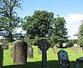 Older gravestones in St. Bartholomew's Churchyard - geograph.org.uk - 511215.jpg