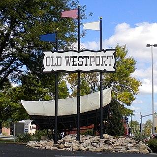 Westport, Kansas City, Missouri Neighborhood in Missouri, United States