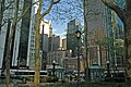 One Bryant Park construction site as seen from Bryant Park.jpg
