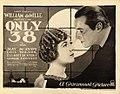 Only 38 (1923) lobby card.jpg
