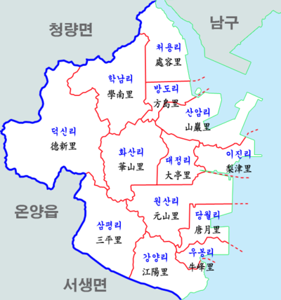 Onsan-ulju-map.png