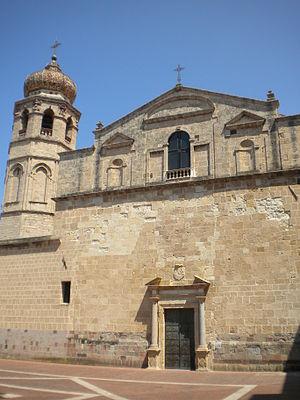 Oristano - Oristano Cathedral