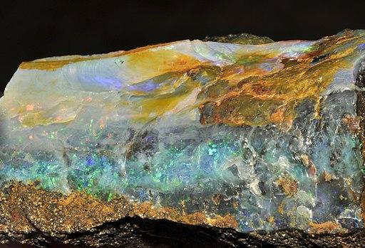 Opale précieuse 90-1-1083