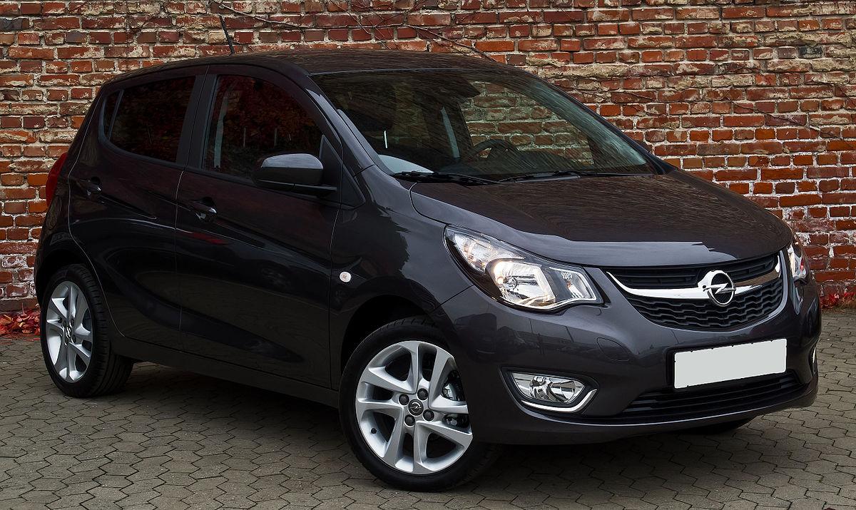 Opel Karl Wiki