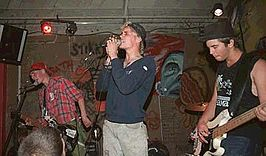 Operation Ivy in 1988