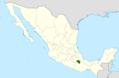 Opuntia parviclada range map.png
