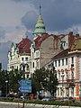 Oradea (Nagyvárad) - piaţa Unirii 2.jpg