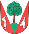Coat of arms of Ořechov