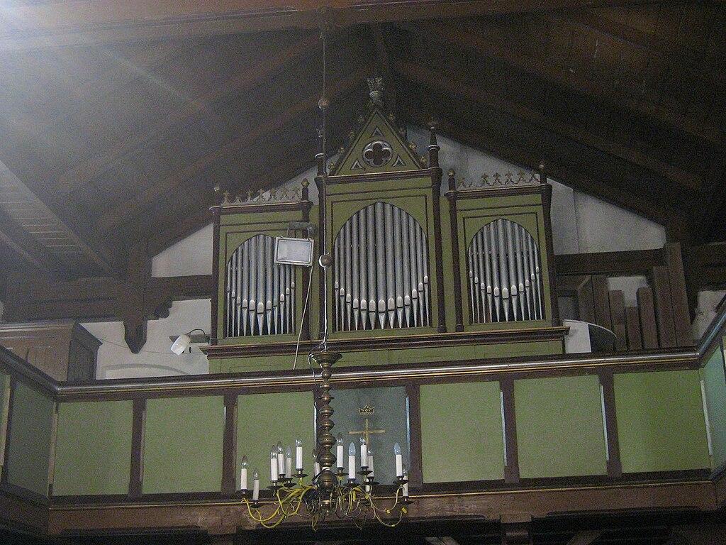 Organy Trzebieszewo