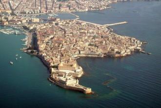 Ortygia - Panoramic view