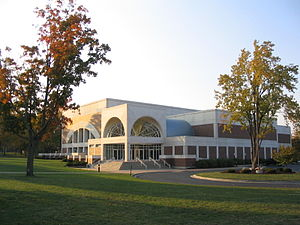 Alma College - Oscar E Remick Heritage Center