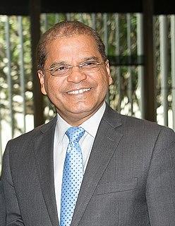 Óscar Ortiz (El Salvador) Vice-President of El Salvador