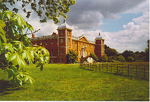 Robert Child (Wells MP) - Osterley House, Robert Child's home in Middlesex