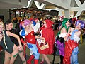 Otakon 2007 Fighters 2.jpg