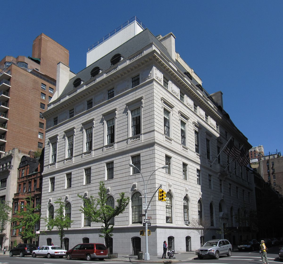 New York Native Plants: Union Club Of The City Of New York